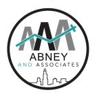 abney logo white